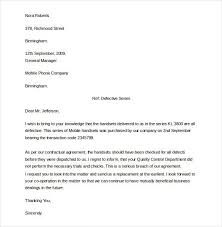 Formal Letter Format Formal Complain Letters Yelomdigitalsiteco 71585016 Formal Letter