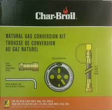 Char Broil Grill Commercial Series Natural Gas Conversion Kit 4619 Brand For Sale Online Ebay