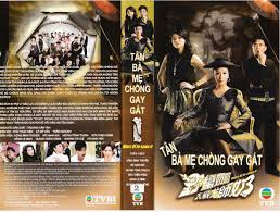 Ba me chong gay gat online