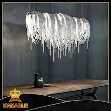 china high class chain chandelier pendant project light decorative ka1161 china project light home lighting