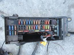 mercedes slk230 kompressor r170 fuse box assembly oem image is loading mercedes slk230 kompressor r170 fuse box assembly oem