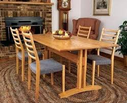 mission style trestle dining table plans. full image for trestle table woodworking plan from wood magazine mission style dining plans t