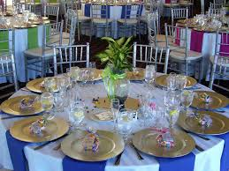 tablecloth size is down to floor recommended for formal events