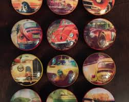 15 inch vintage classic cars cabinet knobs drawer pulls volkswagen beetle shelby cobra gt rolls royce porsche 911 cabinet hardware gt cabinet pulls gt