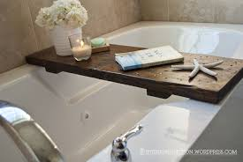 bathroom bathtub trays best of remarkable bathtub trays bathroom fabulous teak caddy for awesome