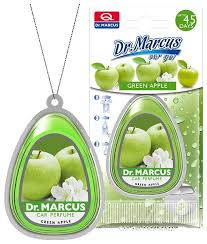 Купить <b>Dr</b>. <b>Marcus Ароматизатор</b> для автомобиля <b>Car</b> Gel Green ...