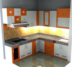 model kitchen set desain dan mini bar