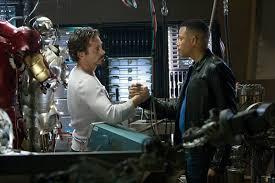 Iron Man DVD showcases movie magic