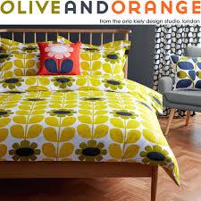 yellow duvet cover olive orange tall flower cotton yellow duvet cover and pillowcase set yellow duvet