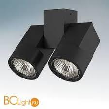 Cпот (точечный <b>светильник</b>) <b>Lightstar</b> Illumo <b>051037</b>