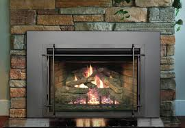 r h peterson real fyre d1 30 direct vent gas fireplace shown with plain black 3