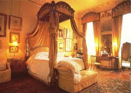 Princess Bedroom Furniture Uk Castle Howard Bedroom Yorkshire England Uk Medieval Castle
