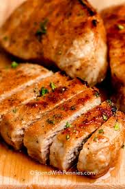 extra juicy baked pork chops perfect
