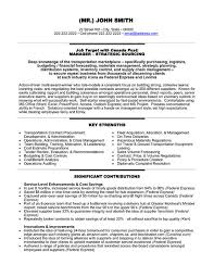 purchasing professionals resume resume examples for it professionals