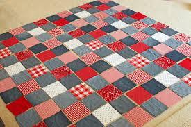 36 Denim or Jean Quilt Patterns   Guide Patterns & DIY Jean Quilt Adamdwight.com