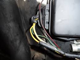 1965 voltage regulator pigtail (correct reproduction) ford Reproduction Wiring Harness click image for larger version name original 65 hv pigtail wiring harness 1 jpg reproduction wiring harness 50 chevy truck