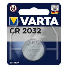 Элемент питания <b>VARTA</b> CR2032 Lithium — купить в интернет ...