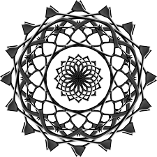 Mindfulness Drawing Mandala Art Transparent Png Clipart Free