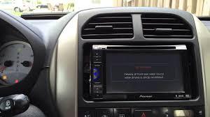 """pioneer avh 200bt dvd receiver installation toyota rav4 pioneer avh 200bt dvd receiver installation toyota rav4 projectravfelâ""""¢"""