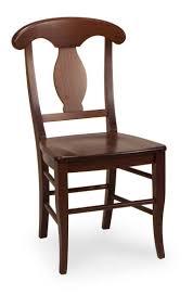 Sedie in legno anfora
