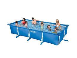 Intex Rectangle Pool Kerala Easy Setup Swimming Pool
