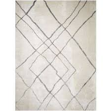 bazaar silver strike beige 5 ft 2 in x 7 ft 2 in