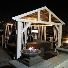 Check Out These 11 Outdoor Tv Setups Yardistry Structures Gazebos Pavilions And Pergolas