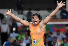 Sakshi Malik Wins India First Medal At Rio Olympics, Brings Home ...