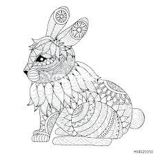 Coloring Pages Of Bunnies For Easter Eggs Coloring Pages Bunny Page