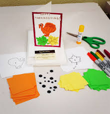 home made thanksgiving cards making thanksgiving cards a how to for teachers books n nooks