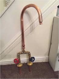transitional by copper pipe faucet replacing design your own faucets with