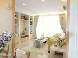 korean modern furniture. korean home decorating good furniture of tempered glass table white laminated modern chair purple flower black chrome lamp cushions