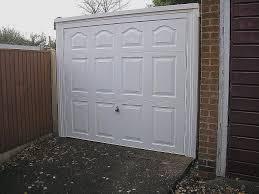 sectional garage door with built in entry door best of your garage door repaired in nottingham
