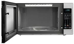 Cleaning Stainless Steel Countertops Amazoncom Lg Lcrt2010st 20 Cu Ft Counter Top Microwave Oven