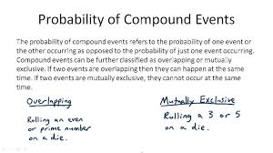 Probability Of Compound Events Worksheet Free Worksheets Library ...