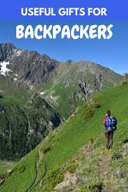 30 gift for backpackers 2017 18