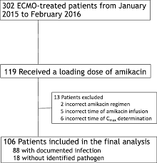 Critical Care Time Chart Predictors Of Insufficient Peak Amikacin Concentration In