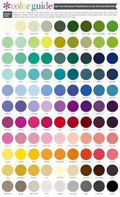 Wedding Color Chart Erin Condren Design Its Always A Good Time To Get