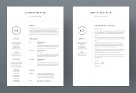 Clean Resume Layout Professional Resume Templates