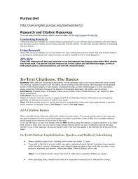 Resume Template Purdue Wonderful Purdue Owl Cover Letter Powerpoint Ideal Portrait Resume Template