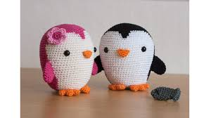 Penguin Crochet Pattern New Decorating Ideas