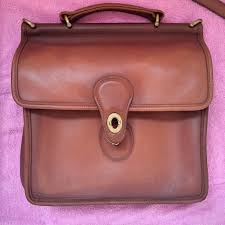 Restoring Antique Leather Ella Pretty Blog How To Restore A Vintage Coach Bag A Step By