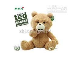 40 New 40 Teddy Bear Ted The Movie X R Plush Dolls Ted Bear Toy Fascinating Bear In Hing Reng