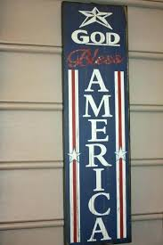 patriotic signs i thought this sign was fun looks like its corrugated metal but not bar corrugated metal signs