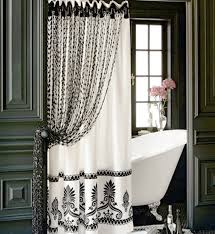 modern bathroom shower curtains. Simple Shower Beautiful Double Shower Curtain Inside Modern Bathroom Shower Curtains O