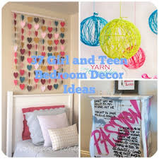 room decor diy ideas. Diy Bedroom Decorating Ideas For Teens 37 Teenage Girl39s Room Decor Projects Best Designs
