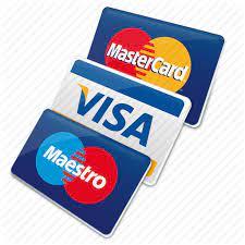 Visa Mastercard Icon #129931 - Free Icons Library