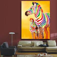 Großhandel Dekorative Gemälde Moderne Leinwand ölgemälde Abstrakt