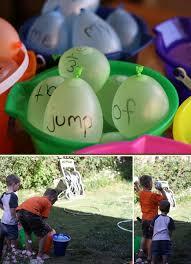 water balloon sight words