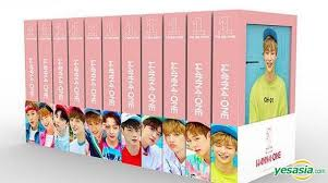 Pink Album Yesasia Wanna One Mini Album Vol 1 1x1 1 To Be One Pink